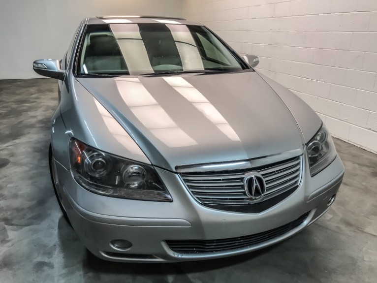 Used 2008 ACURA RL SH AWD wCMBS wPax Tires