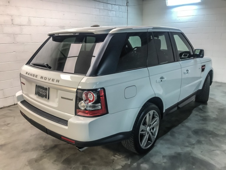 Used 2013 LAND ROVER RANGE ROVER SPORT SC Supercharged Limited Edition