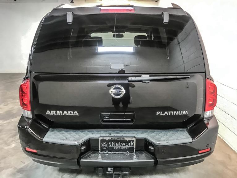 Used 2011 NISSAN ARMADA PLATINUM Platinum