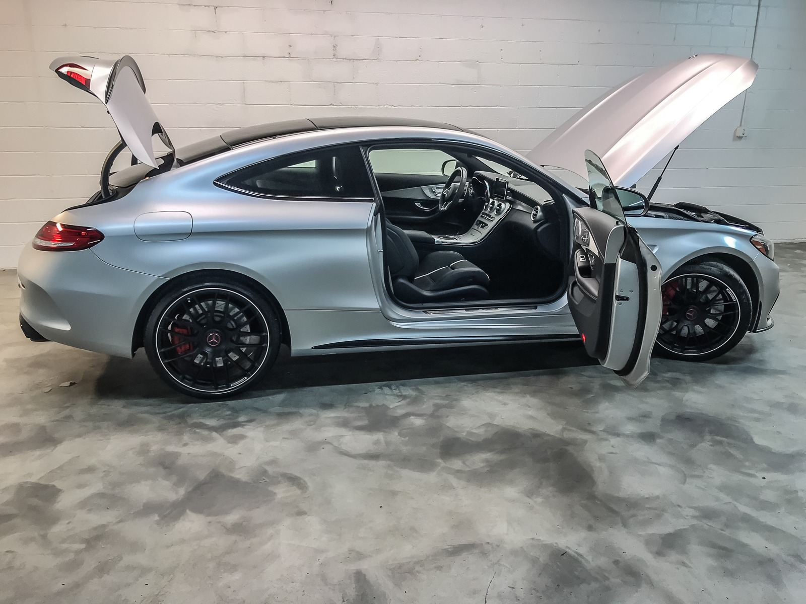 Used 2018 Mercedes Benz C63 Amg Amg C 63 S For Sale 59 991 Inetwork Auto Group Stock C633956