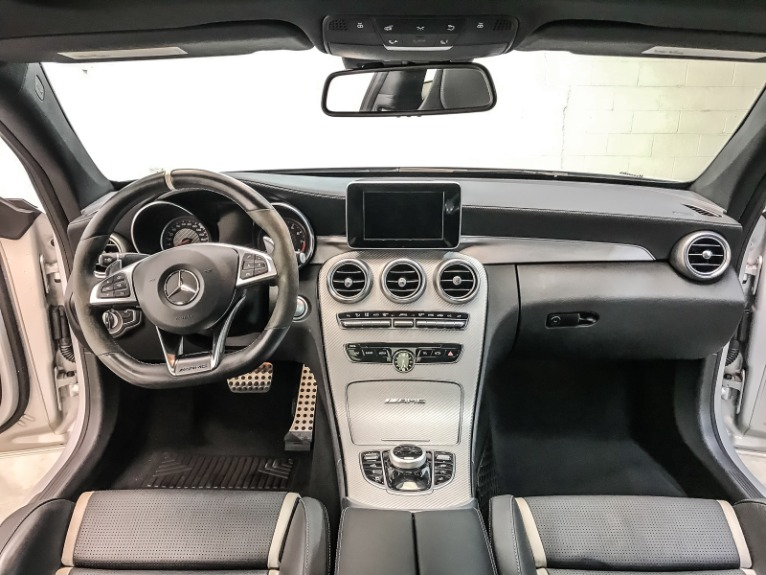 Used 2018 Mercedes Benz C63 AMG AMG C 63 S