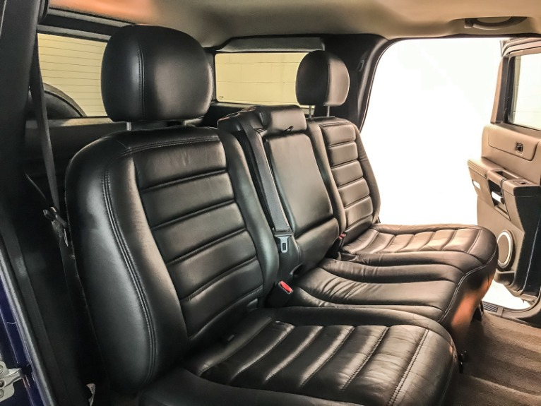 Used 2007 HUMMER H2