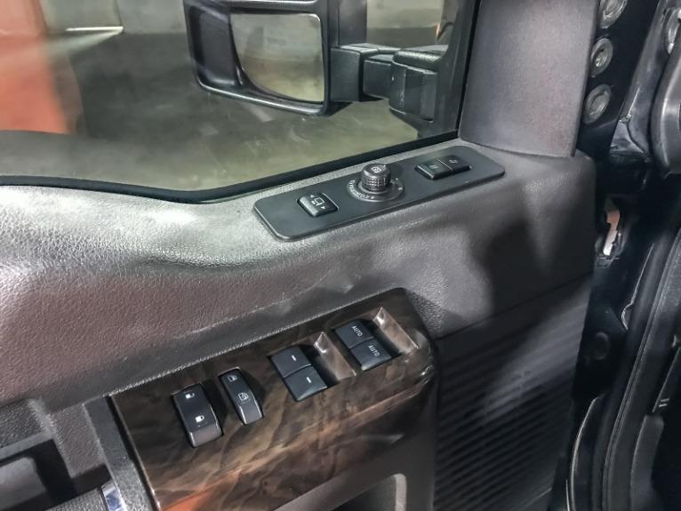 Used 2015 FORD F250 SUPER DUTY Platinum