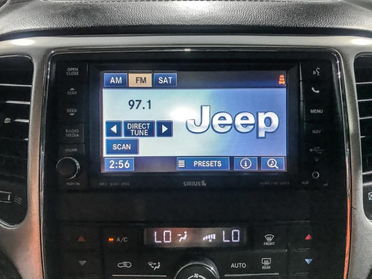 Used 2012 JEEP GRAND CHEROKEE SRT 8 SRT8