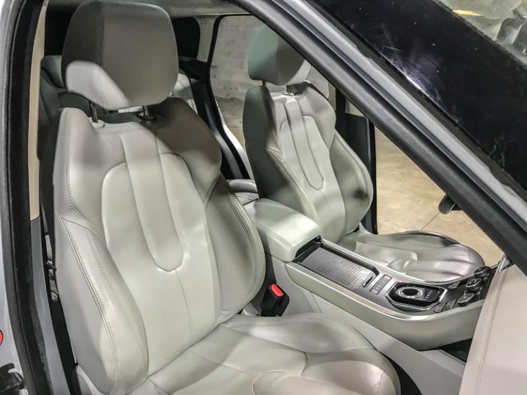 Used 2012 LAND ROVER RANGE RVR EVOQUE PUR Pure Premium
