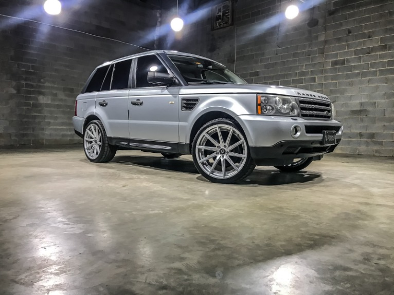 Used 2009 LAND ROVER RANGE ROVER SPORT HS HSE