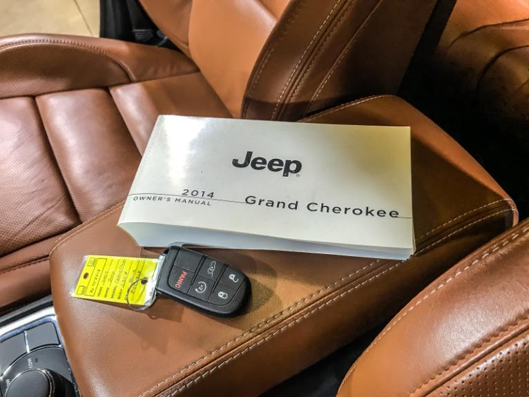 Used 2014 JEEP GRAND CHEROKEE SRT 8 SRT