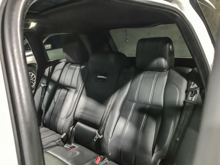 Used 2016 LAND ROVER RANGE ROVER SUPERCHA Supercharged