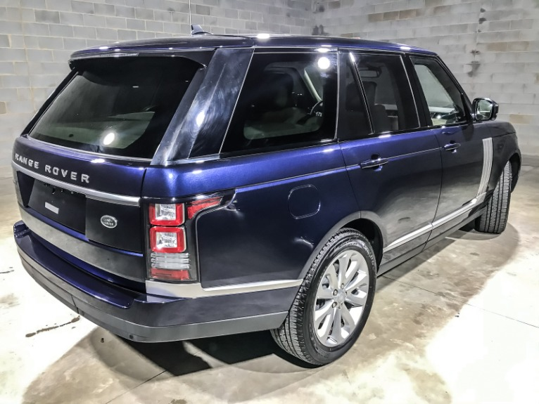 Used 2016 LAND ROVER RANGE ROVER HSE HSE Td6