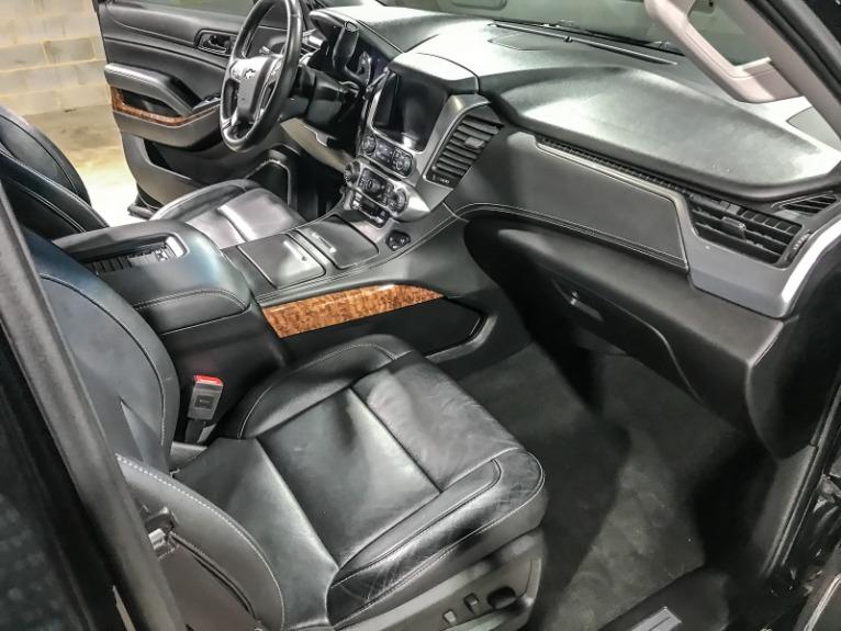 Used 2017 CHEVROLET SUBURBAN K1500 PREMI Premier 1500