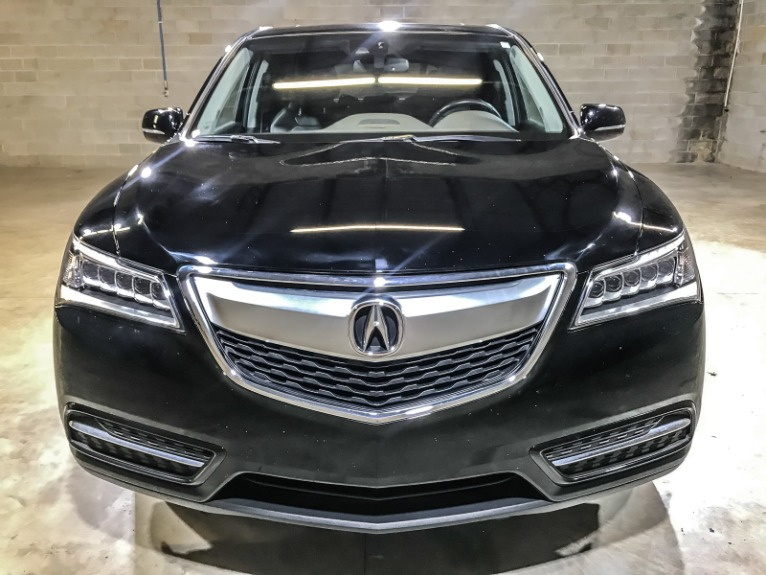 Used 2014 ACURA MDX TECH wTech