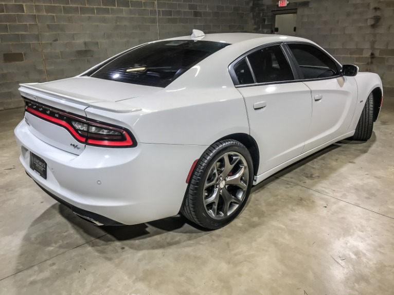 Used 2016 DODGE CHARGER RT Road and Track