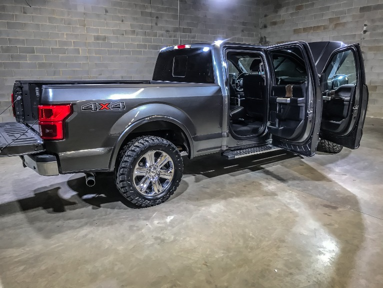 Used 2018 FORD F150 SUPERCREW Lariat