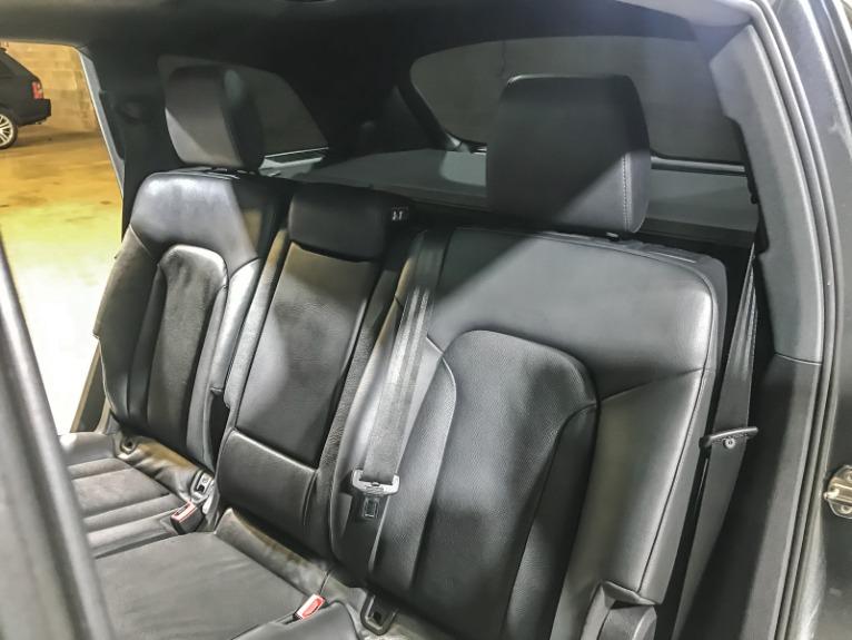 Used 2014 AUDI Q7 PRESTIGE 30T quattro S line Prestige