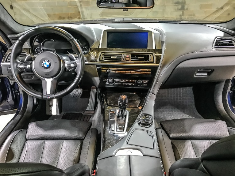 Used 2015 BMW 650 650i Gran Coupe