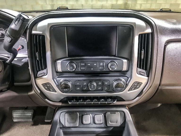 Used 2016 GMC SIERRA K1500 SLT SLT