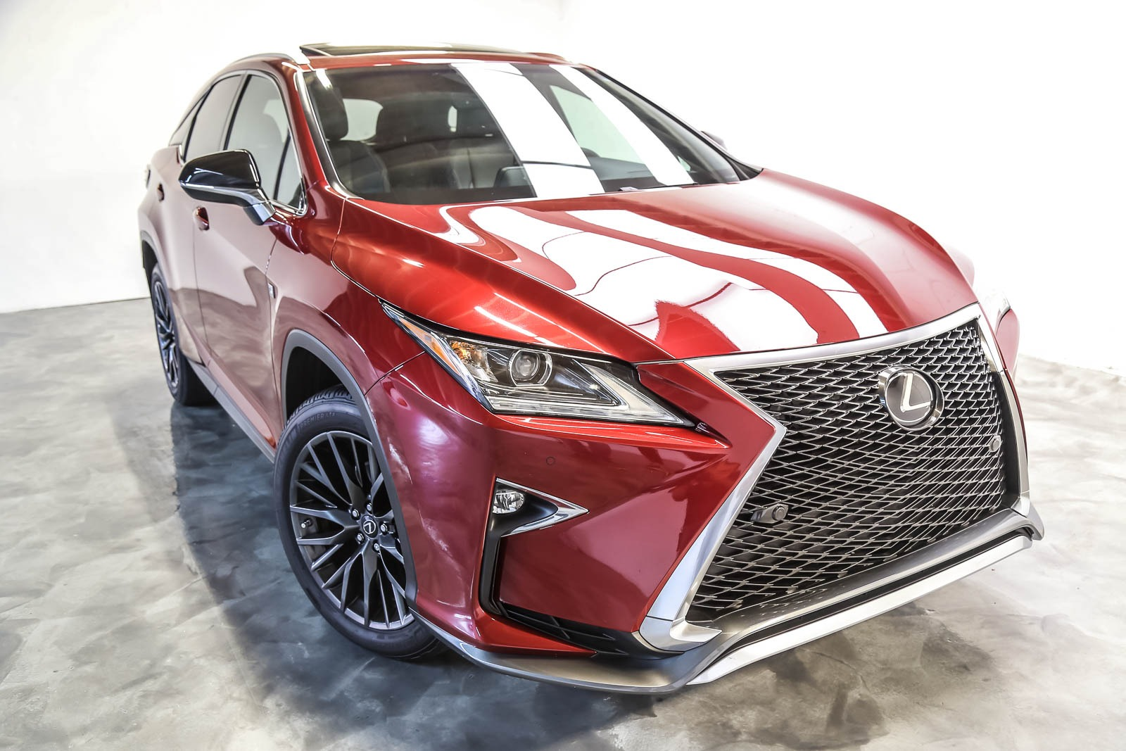 Used 2017 Lexus Rx 350 F Sport For Sale