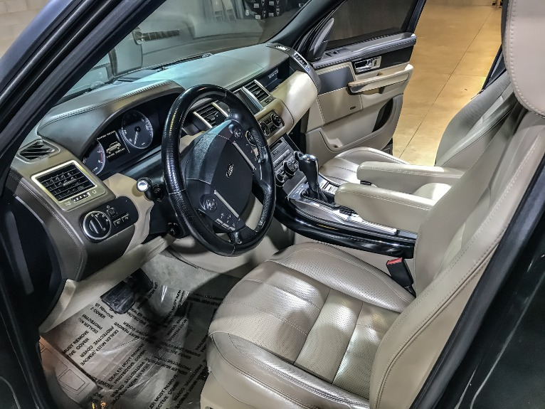 Used 2012 LAND ROVER RANGE ROVER SPORT SC Supercharged