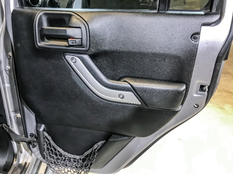 Used 2014 JEEP WRANGLER UNLIMITED S Freedom Edition