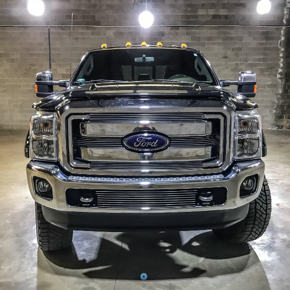 Used 2012 FORD F250 SUPER DUTY Lariat
