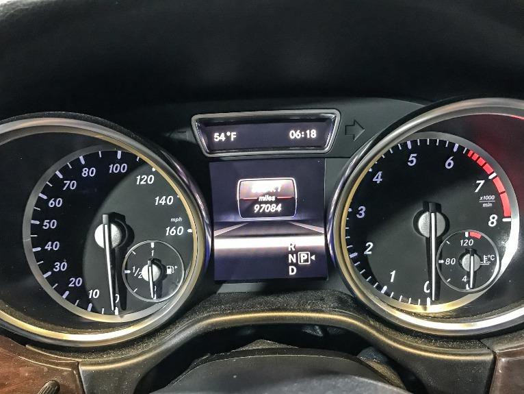 Used 2013 Mercedes Benz ML 350 4MATIC ML 350 4MATIC