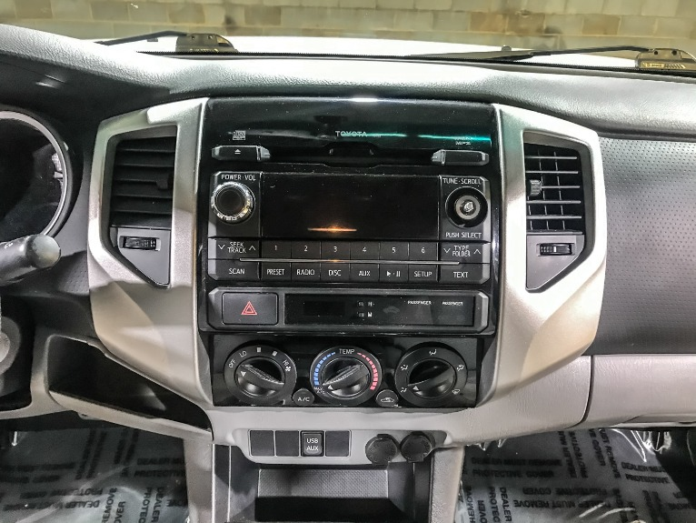 Used 2012 Toyota TACOMA DOUBLECAB PreRunner