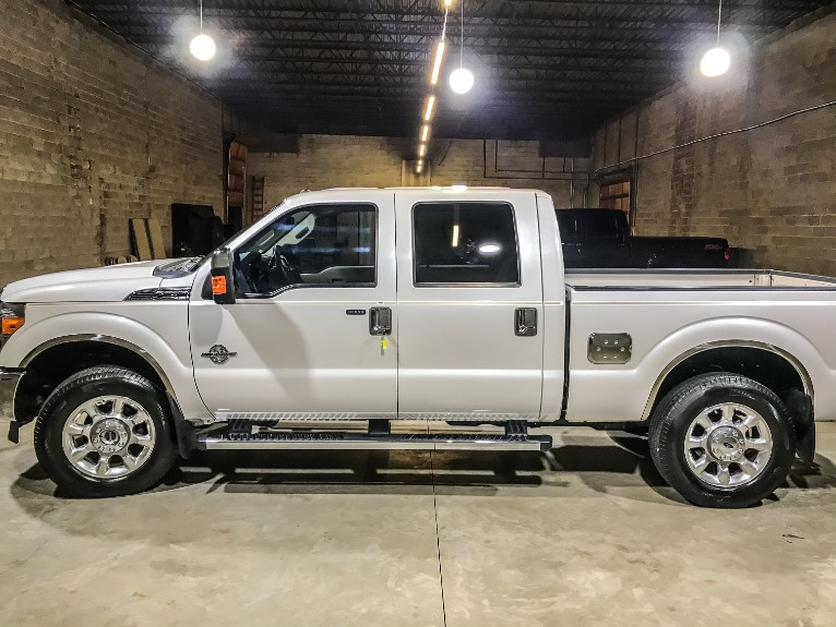Used 2011 FORD F250 SUPER DUTY