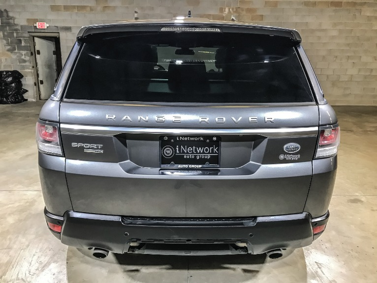 Used 2015 LAND ROVER RANGE ROVER SPORT HS HSE