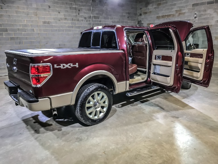Used 2010 FORD F150 SUPERCREW King Ranch