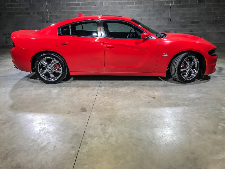 Used 2015 DODGE CHARGER RT Road and Track