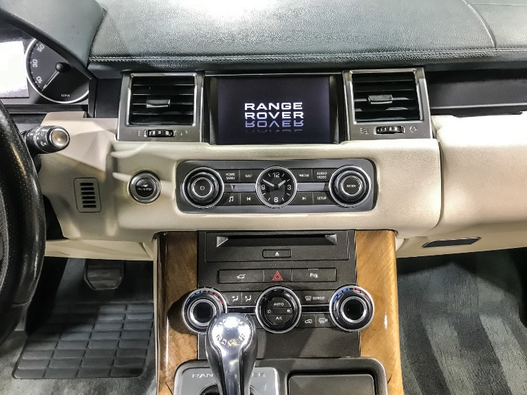 Used 2013 LAND ROVER RANGE ROVER SPORT HS HSE