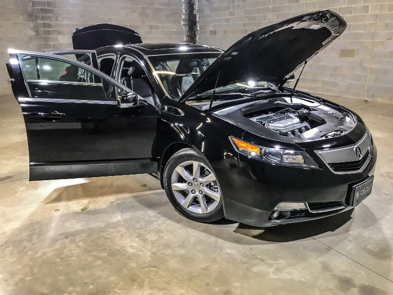 Used 2014 ACURA TL wTech