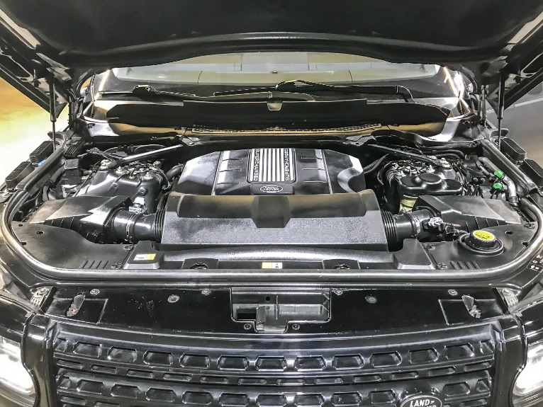 Used 2016 LAND ROVER RANGE ROVER SUPERCHA Supercharged LWB