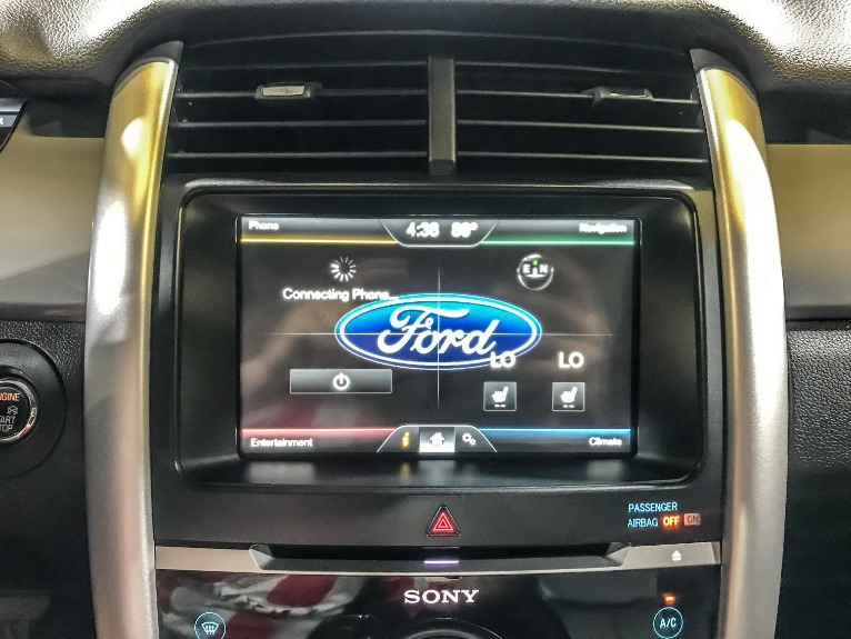 Used 2011 FORD EDGE SPORT Sport
