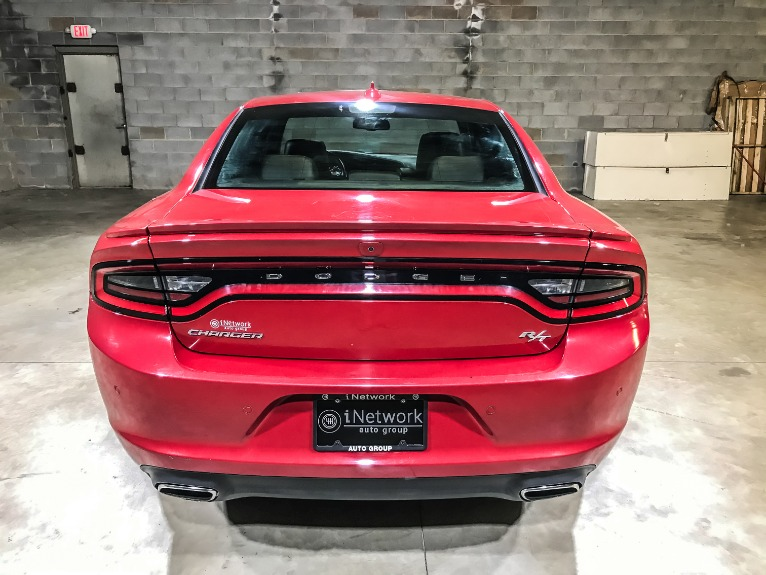Used 2017 DODGE CHARGER RT