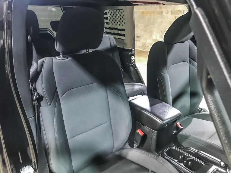 Used 2019 JEEP WRANGLER UNLIMITED Sport S