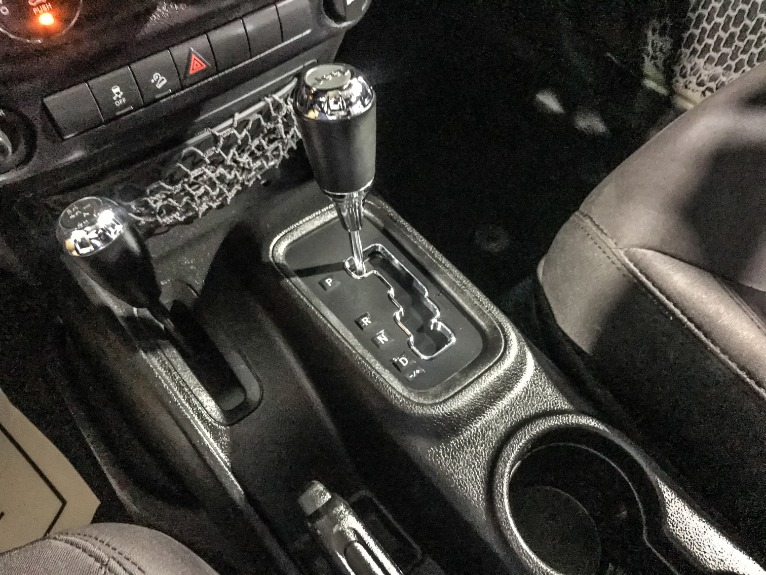 Used 2015 JEEP WRANGLER UNLIMITED S Sport