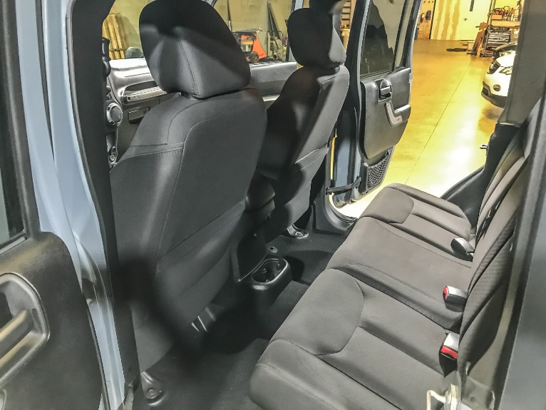Used 2014 JEEP WRANGLER UNLIMITED S Sport