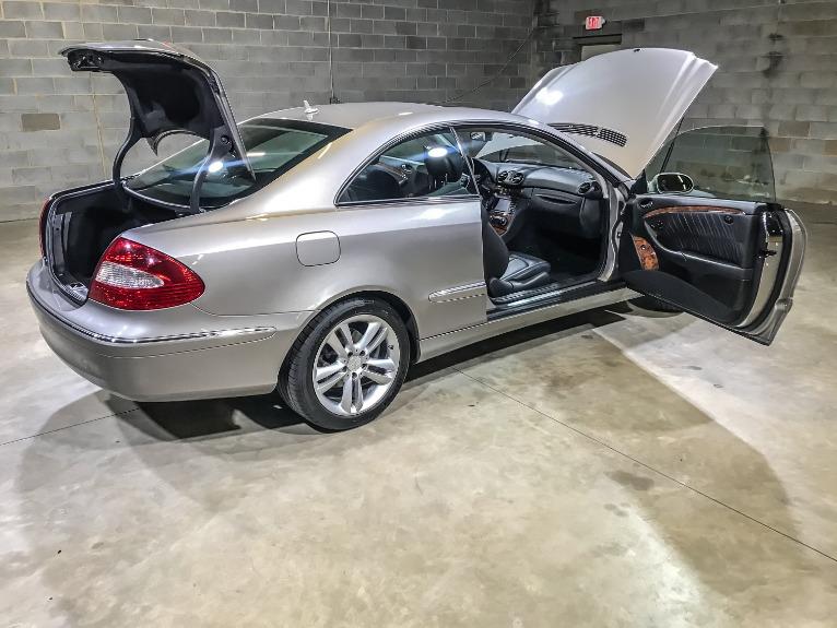 Used 2008 Mercedes Benz CLK CLK 350