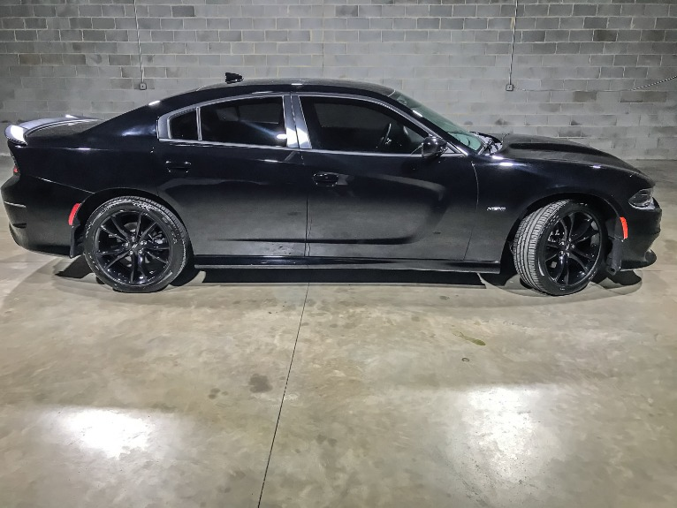 Used 2018 DODGE CHARGER RT