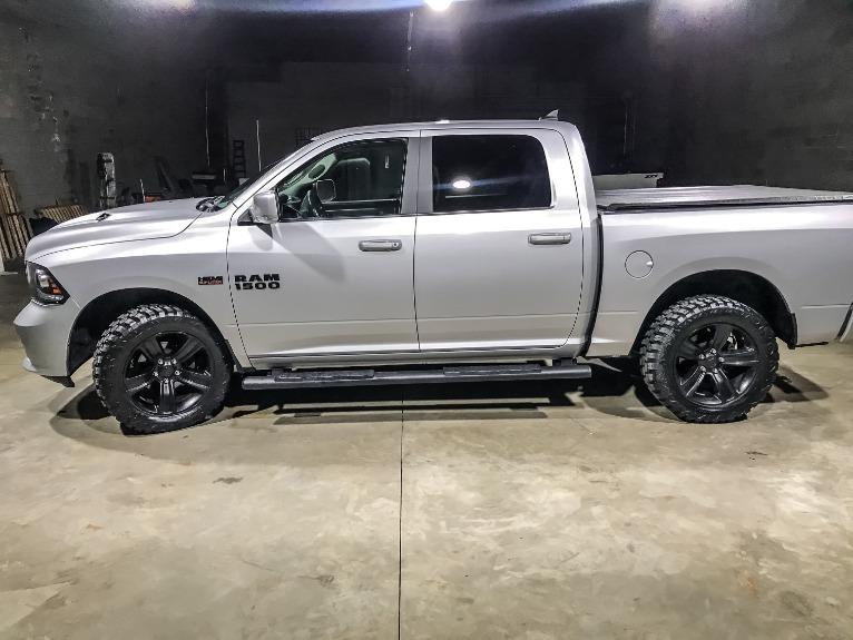 Used 2018 RAM 1500 SPORT Night