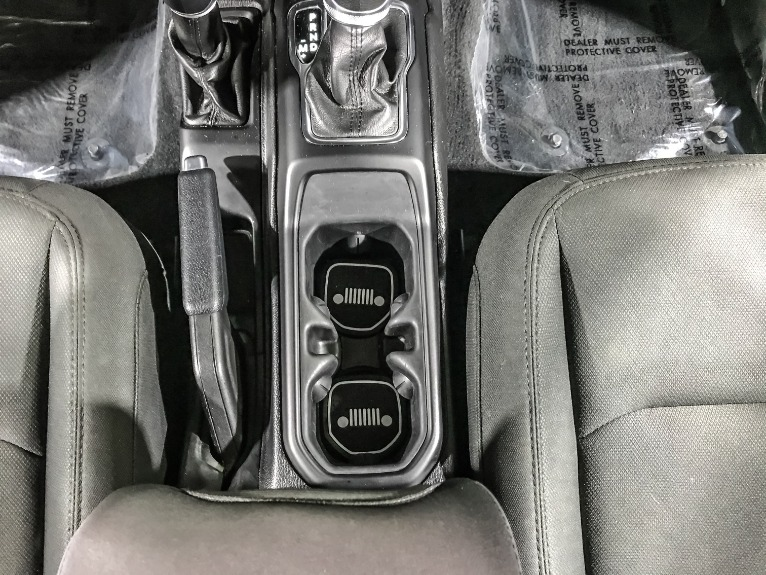 Used 2019 JEEP WRANGLER UNLIMITED S